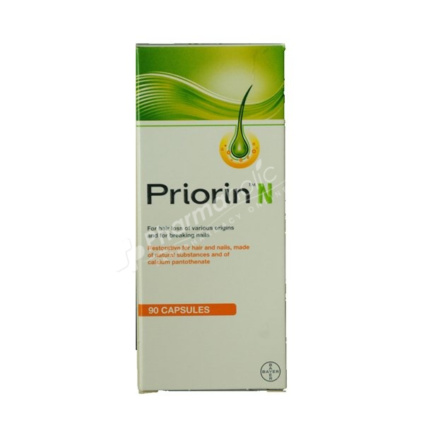Priorin N For Hair Loss Amp Breaking Nails