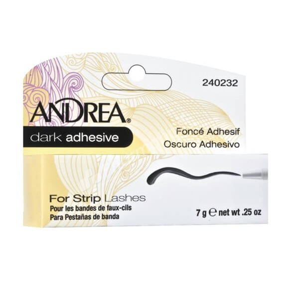 Andrea Dark Adhesive For Strip Lashes