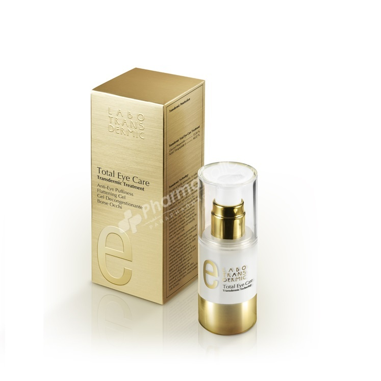 Labo Transdermic Anti-Eye Puffiness Flattening Gel