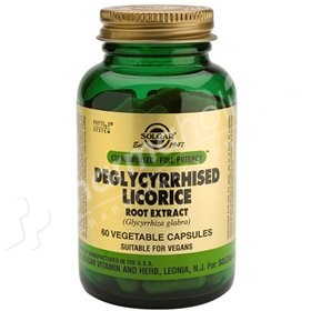 Solgar Deglycyrrhized Licorice Root Extract