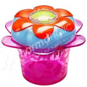Tangle Teezer Magic Flowerpot Popping Purple Hair Brush