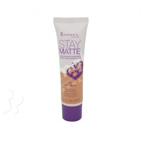 Rimmel London Stay Matte Liquid Mousse Foundation True Beige