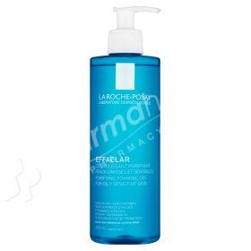 La Roche-Posay Effaclar Purifying Foaming Gel for Oily Sensitive Skin -400ml-