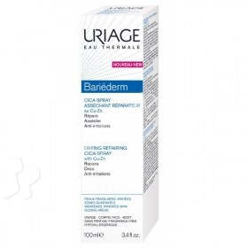 Uriage Bariéderm Drying Repairing Cica-Spray with Cu-Zn