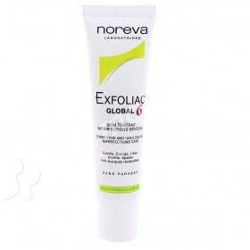 Noreva Exfoliac Global 6 Corrective and Unclogging Imperfections Care
