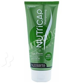 Nutricap Shampoo Vitality & Beauty -200ml-