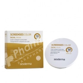 Sesderma Screenses Color Compact Sunscreen Light