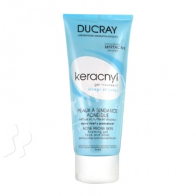 Ducray Keracnyl Foaming Gel -200ml-
