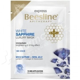 Beesline Express White Sapphire Luxury Mask