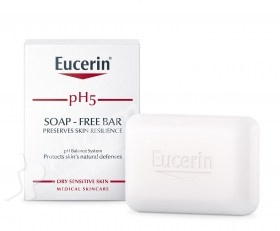 Eucerin pH5 Soap-Free Bar