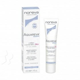Noreva Aquareva Light Moisturizing Cream