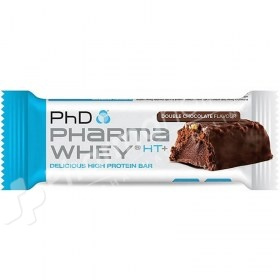PhD Pharma Whey HT+ Bar Double Chocolate