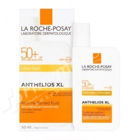 La Roche-Posay Anthelios XL SPF50+ Ultra-Light Fluid