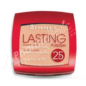Rimmel Lasting Finish Powder Foundation Warm Honey