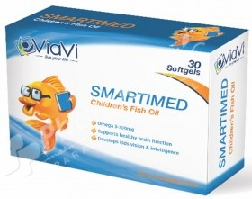 Viavi Smartimed Children's Fish Oil