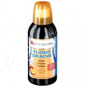 Forté Pharma Turbo Draine Peach