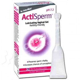Actisperm Lubricating Vaginal Gel