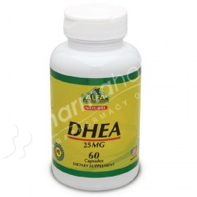 Alfa Vitamins Natural DHEA
