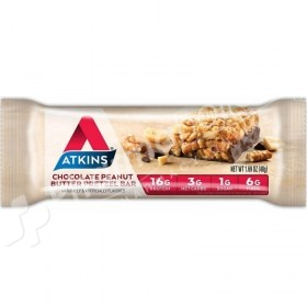 Atkins Chocolate Peanut Butter Pretzel Bar