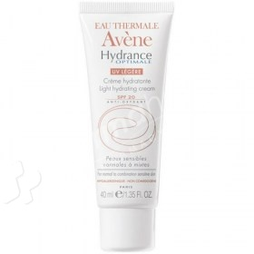 Avène Hydrance Optimale UV Light SPF 20 Hydrating Cream