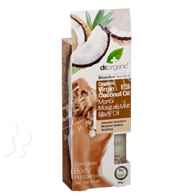 Dr. Organic Virgin Coconut Oil Moisture Melt Body Oil