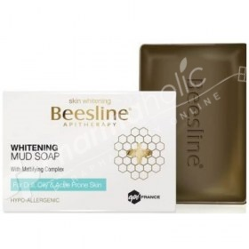 Beesline Whitening Mud Soap