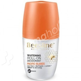 Beesline Whitening Roll-On Deodorant Pacific Islands