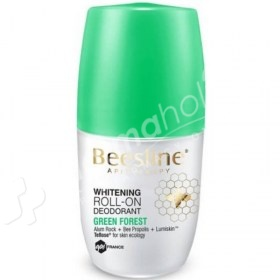 Beesline Whitening Roll-On Deodorant Green Forest