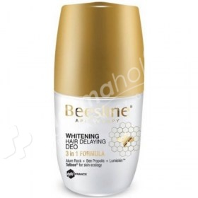 Beesline Whitening Hair Delaying Roll-On Deodorant