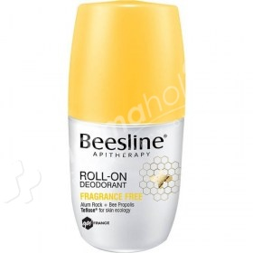 Beesline Roll-On Deodorant Fragrance Free