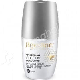 Beesline Whitening Roll-On Deodorant Invisible Touch