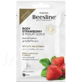 Beesline Express Body Strawberry & Yogurt Scrub