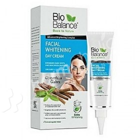 Bio Balance Facial Whitening Day Cream SPF30 -