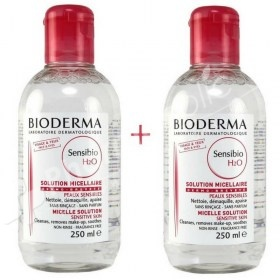 Bioderma Sensibio H2O -250ml- Buy 1 Get 1 for 40% Off
