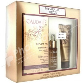 Caudalie Premier Cru The Eye Cream + free The Precious Oil  + free The Cream