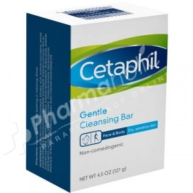 Cetaphil Face and Body Bar