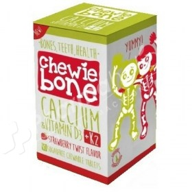 Chewie Bone Calcium & Vitamin D3 + K2