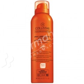 Collistar Moisturizing Tanning Spray SPF10