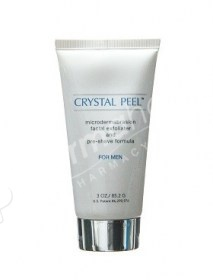 Crystal peel for men