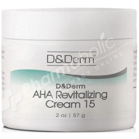D&Derm AHA Revitalizing Cream 15