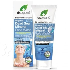 Dr.Organic Dead Sea Mineral Face Wash