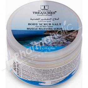 Dead Sea Treasures Body Scrub Salt