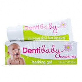 Dentibaby teething gel