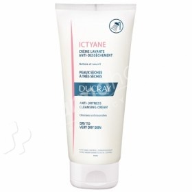 Ducray Ictyane Anti-Dryness Washing Cream