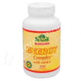 Alfa Vitamins Natural Energy Complex with DHEA