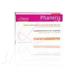 Lysaskin Phanelys Hair and Nails Food Supplement