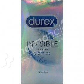 Durex Invisible Extra Thin Extra Sensitive
