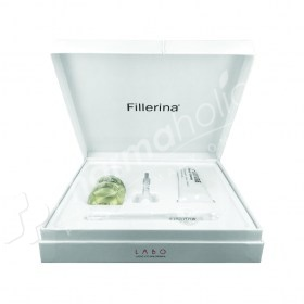 Fillerina breast volume