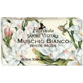 Florinda Vegetal Soap White Moss