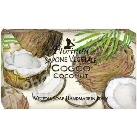 Florinda Vegetal Soap Coconut